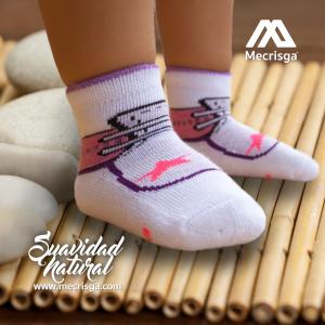 calcetines niños anti alérgicos